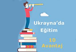 Ukrayna'da Eğitim / 10 Avantaj